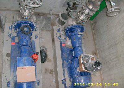 DW-PW Trockenaufstellung (im Bau)