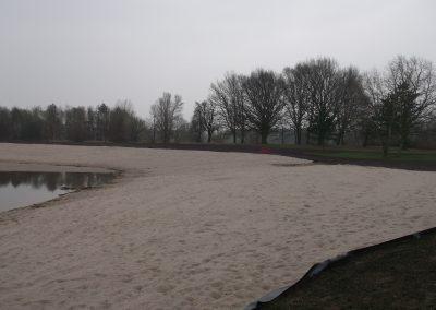 Sanierung Strandbereich