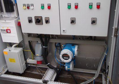Steuerung SW-Pumpwerk
